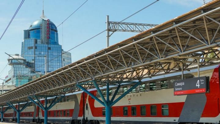 Самарцам предложили акцию на поездки в двухэтажных поездах