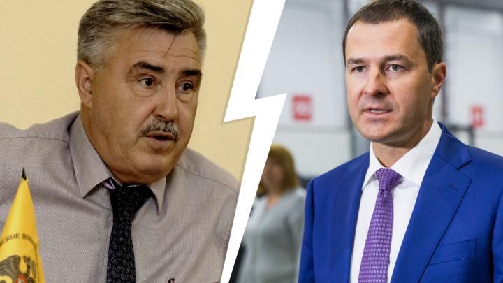 Мэр Ярославля пригрозил судом депутату, заподозрившему его в конфликте интересов
