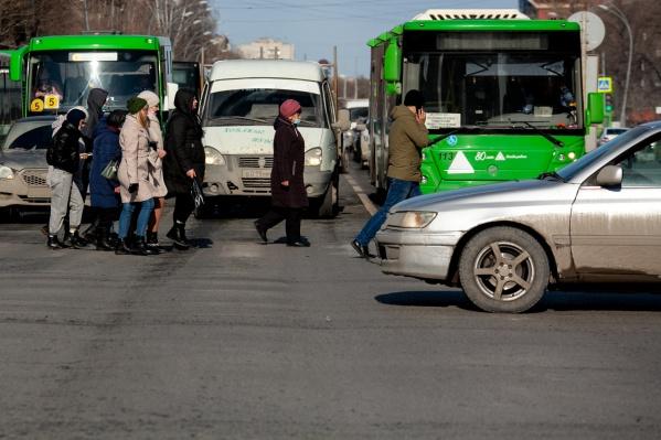 В дни перекрытия дороги возможны заторы в центре города