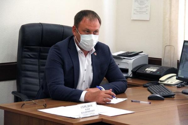 В этом году полномочия Ильи Середюка заканчиваются