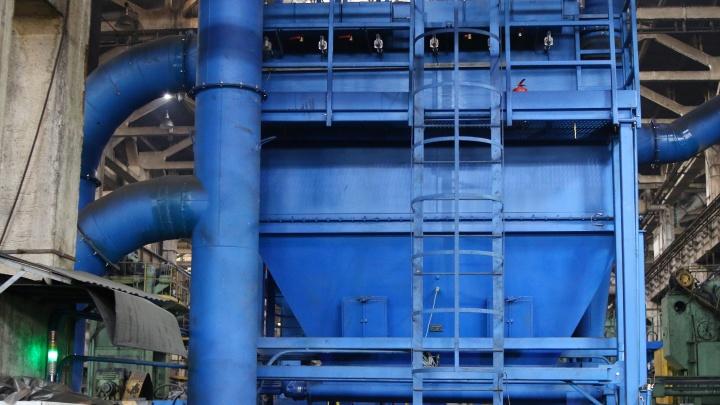 ЧКПЗ запустил систему очистки воздуха с эффективностью 99,9%