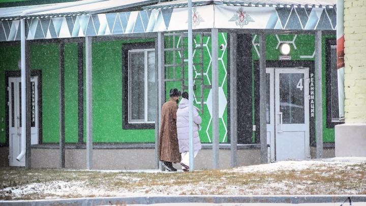 Медикам военного госпиталя в Нижнем Новгороде выплатили 9 миллионов рублей после жалоб Путину