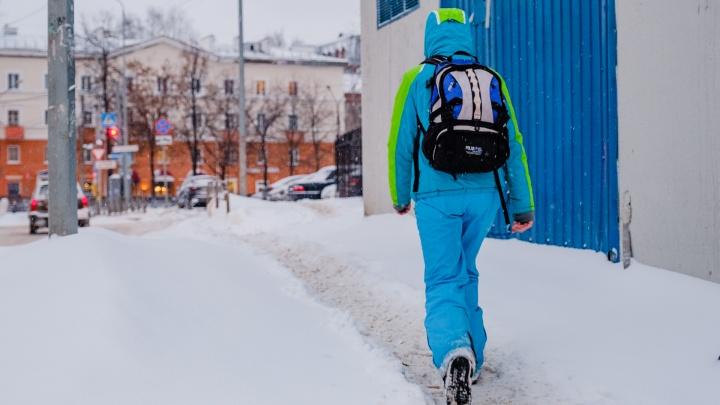 Тепло и снежно: синоптики рассказали о погоде в Прикамье на неделю
