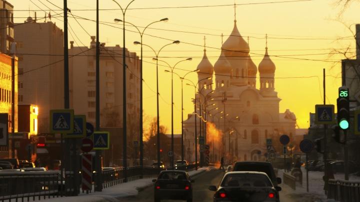 Архангельск борется за звание самого привлекательного города России. Пока что он на 11-м месте