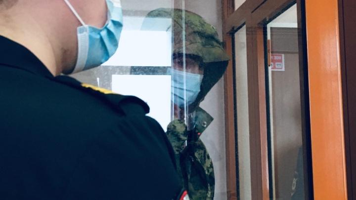 В Перми подозреваемого в убийстве беременной жены и тестя арестовали на два месяца