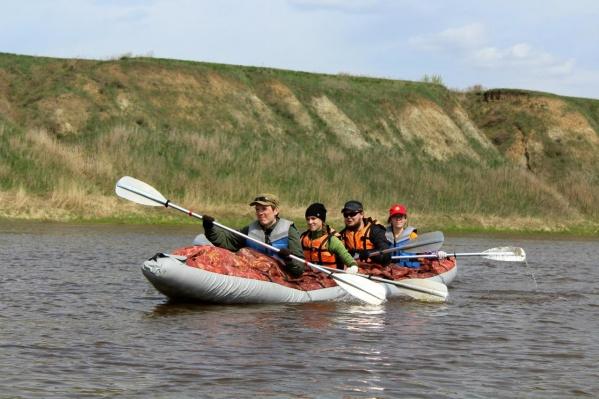 Компания организовывала туристические туры по Омской области