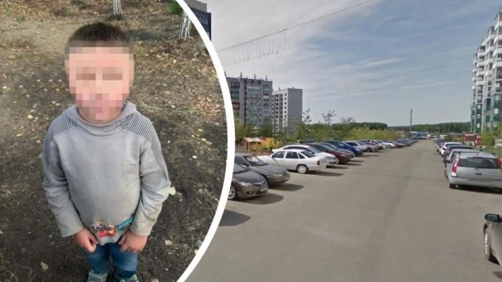 Скандал с голодным и полураздетым мальчиком на улице под Челябинском перерос в дело о халатности