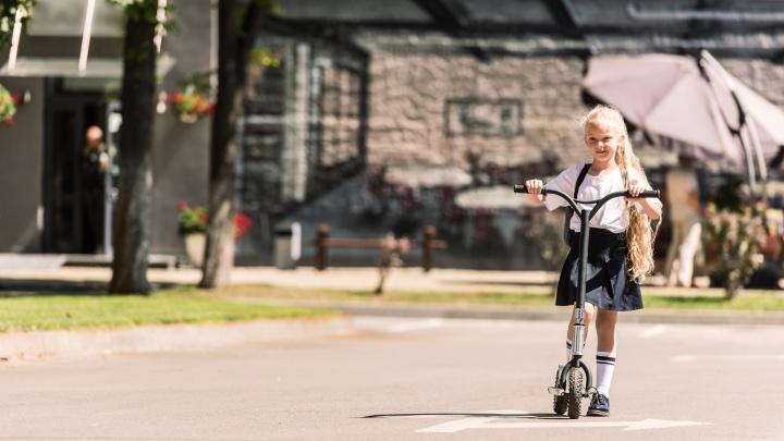Проверь себя: как не попасть в ДТП на самокате, роликах и других средствах индивидуальной мобильности