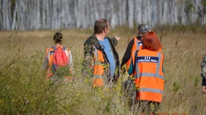 В Омской области разыскивают мужчину. Особая примета — передвигается на руках