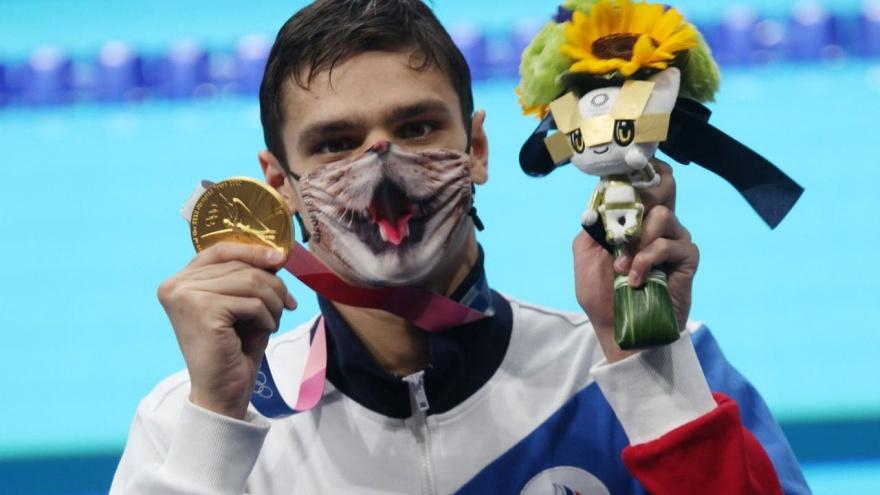 «Котик» снова с золотом: успехи сборной России седьмого дня Олимпиады в Токио