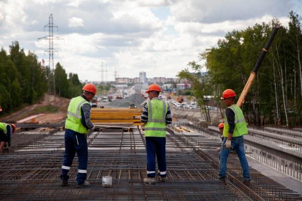 На строительство объекта потратят 2,7 миллиарда рублей