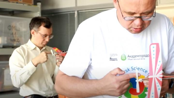 Сибиряк выпускает на Youtube нескучные ролики о физике — их смотрят и школьники, и серьезные мужчины