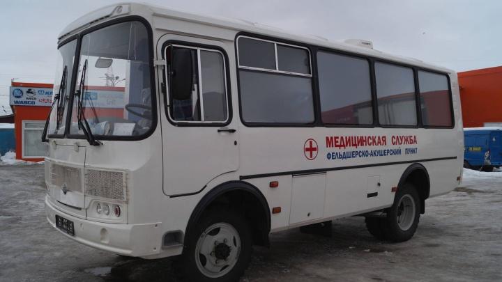 Архангелогородцев приглашают привиться от коронавируса в автобусе