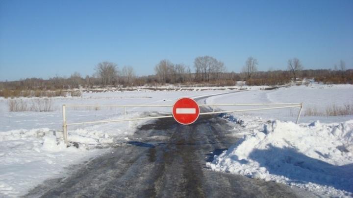 Рассказываем, какие зимники в ХМАО уже закрыты, а где ограничили грузоподъемность (и насколько)