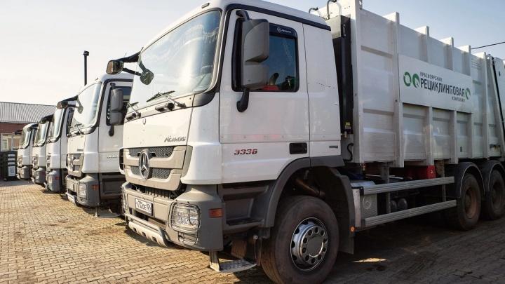 В Красноярске взялись за неплательщиков: ждать, пока должники оплатят вывоз мусора, больше не будут