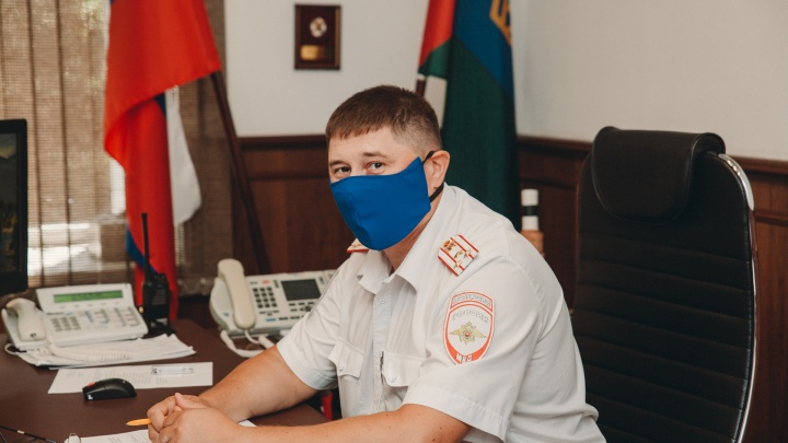 Начальника ГИБДД по Тюменской области оставили под стражей до конца августа