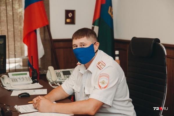 Селюнин проработал руководителем региональной Госавтоинспекции чуть больше<nobr> двух лет</nobr>