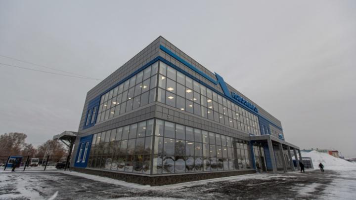 Новосибирский автовокзал отменил рейсы из-за сильных морозов