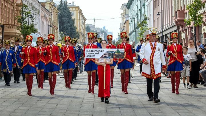 Что происходит в Нижнем Новгороде в день 800-летия. Смотрите фоторепортаж NN.RU