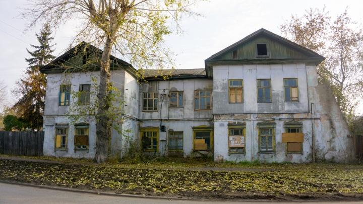 «Нужно снести развалюху и поставить коммерческий объект»: экс-кандидат в мэры — о доме на Рабиновича