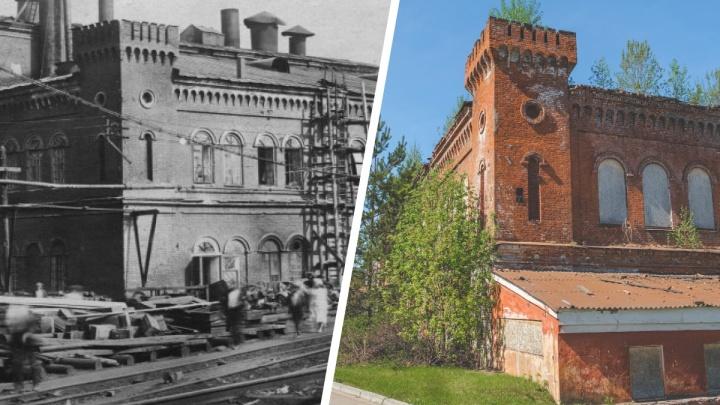 От фабрики-замка до электростанции Славянова: какие старинные здания сохранились на «Мотовилихинских заводах»