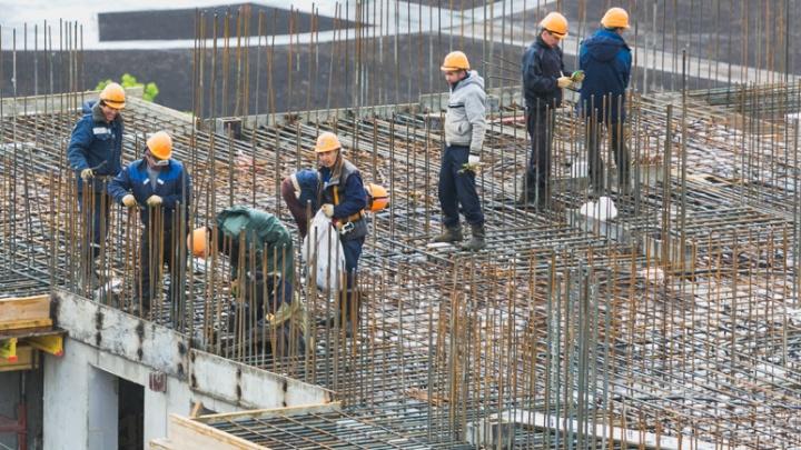 Компанию Егорова выбрали для строительства огромного дома с арендными квартирами