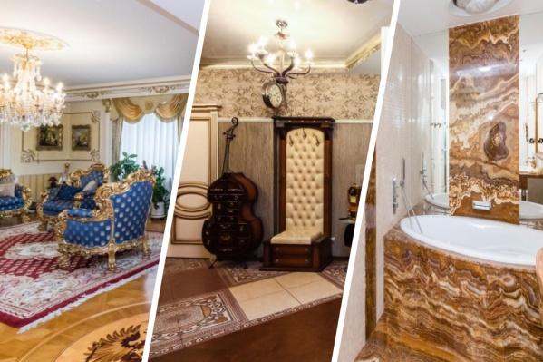 Отправляемся в путешествие по самым дорогим квартирам Тюмени