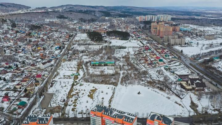 Отдых вместо «человейников»: «Роев ручей» забрал огромный участок земли под новый парк рядом с Ветлужанкой