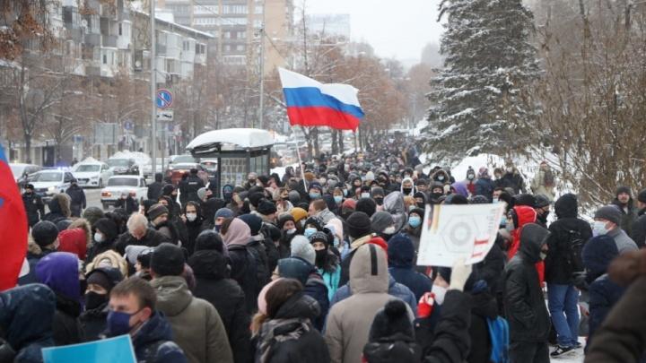 Акция Навального спровоцирует всплеск заболеваемости COVID вСамарской области