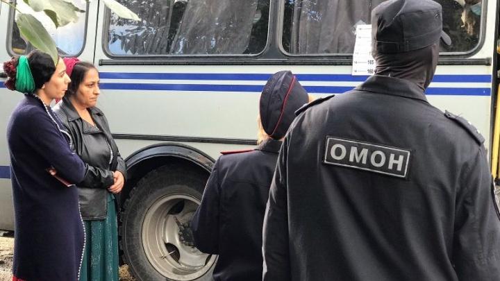 Силовики рассказали, зачем ОМОН ворвался в Цыганский поселок в Екатеринбурге