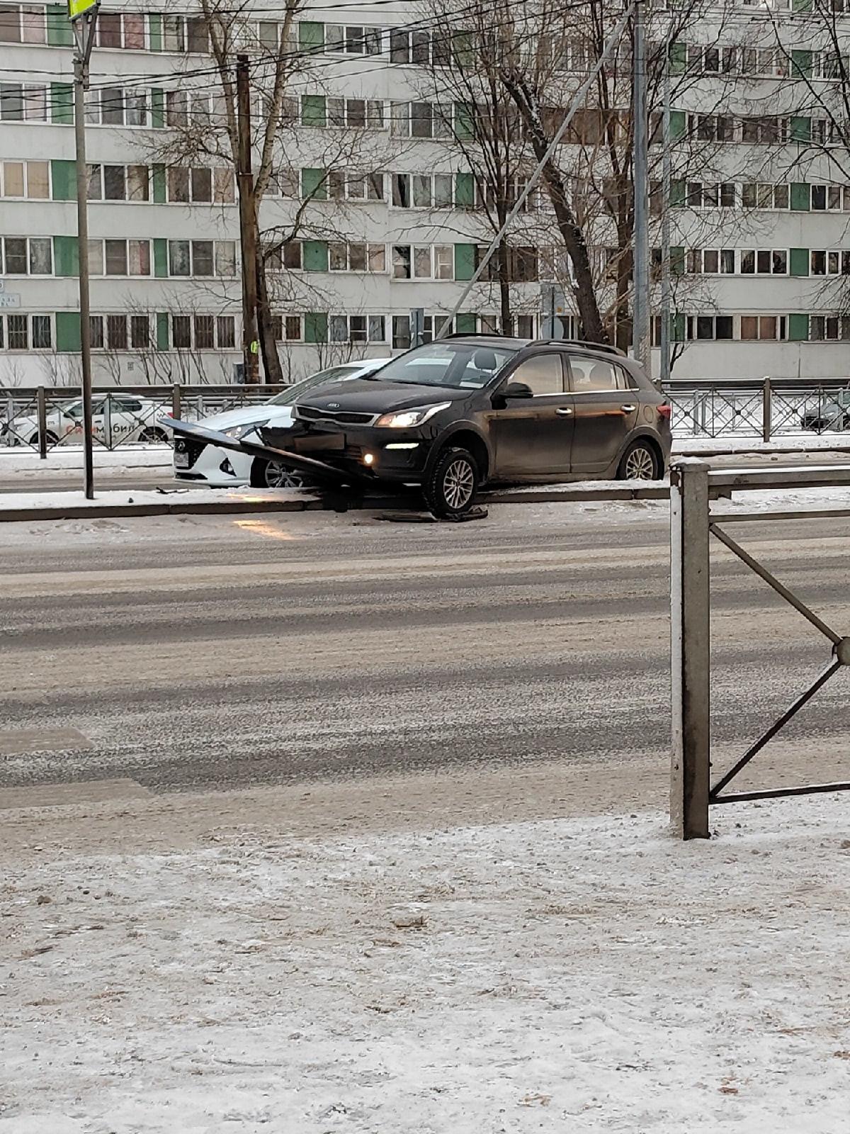 ДТП на проспекте Маршала Жукова