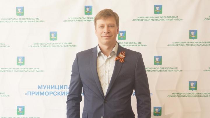 Глава Вельского района Дмитрий Дорофеев подал в отставку
