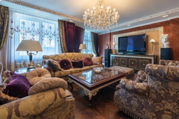 Эту квартиру продают за 55 миллионов рублей