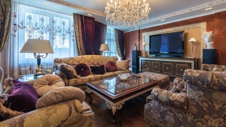 «Невозможно передать словами энергию благородной роскоши». Как выглядят квартиры в «Тихвине» и «Антаресе»