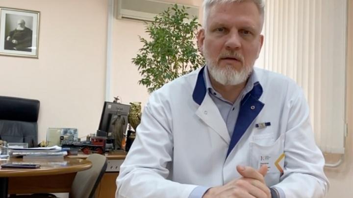 Главврач краевой больницы дал свои прогнозы на третью волну коронавируса