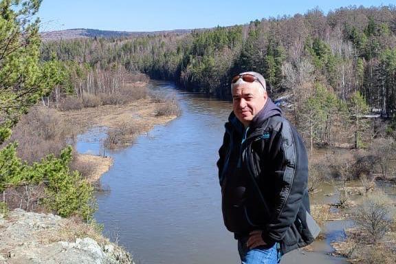 Игоря Савиных поразили красивые пейзажи природного парка, где может побывать каждый из нас