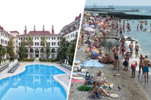 Россияне жалуются, что цены на отечественных курортах стали неадекватными во время пандемии, а что в Турции?
