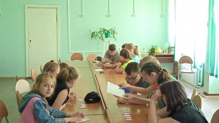 «Красноярская рециклинговая компания» проводит экозанятия в школах и детских лагерях