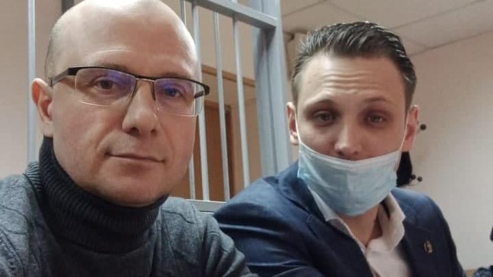 Начальника штаба Навального в Екатеринбурге арестовали еще на 15 суток