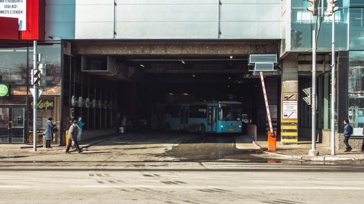 В Самаре сократили один автобусный маршрут