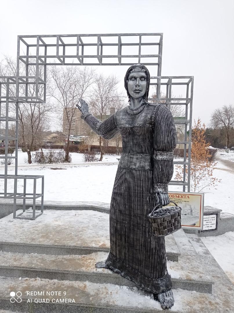 Памятник Алёнушке еще может украсить Волгоград