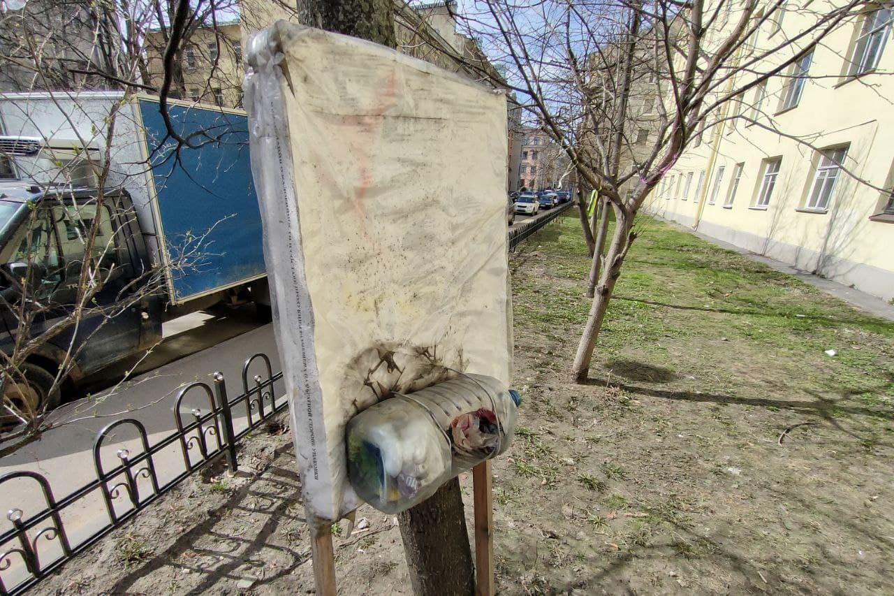 Малый проспект Петроградской стороны, 74<br><br>автор фото Михаил Огнев / «Фонтанка.ру»