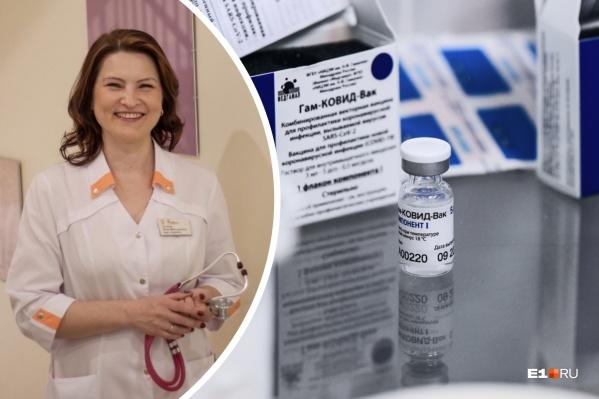 Врач-педиатр, заведующая отделением неотложной помощи детям частной медицинской клиники Алия Тугеева рассказала о вакцине