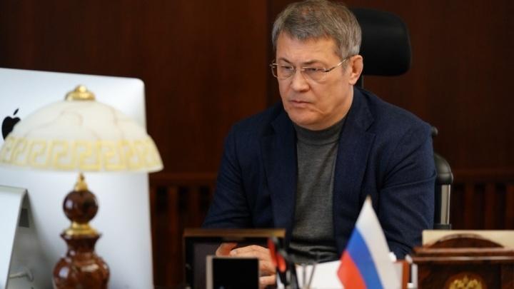 Хабиров — о кадровых перестановках в правительстве Башкирии: «Ничего идеального в жизни нет»