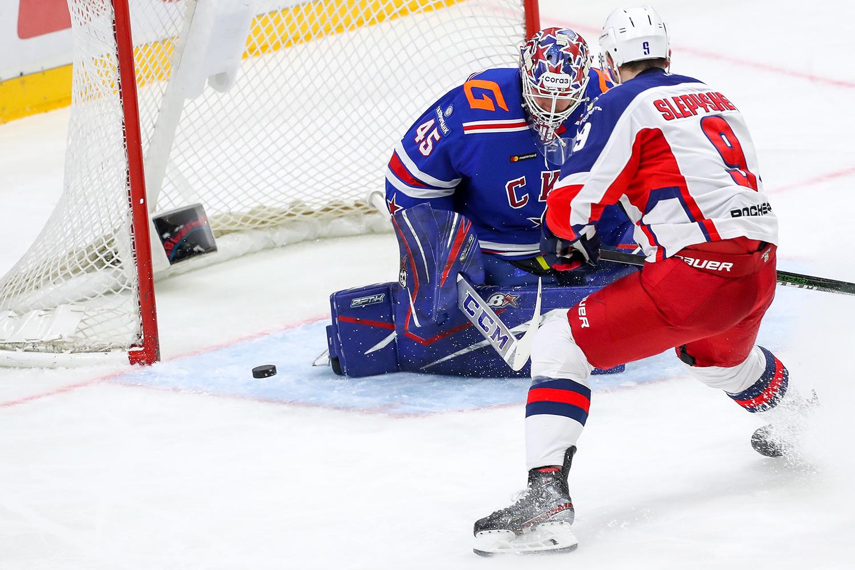 Аршавин не принес удачи СКА. Петербуржцы в шаге от вылета из Кубка Гагарина