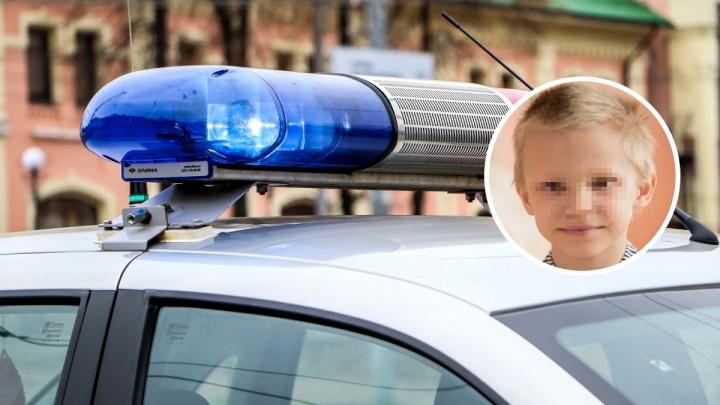 Пропавший 6-летний ребенок был обнаружен в Сормовском районе