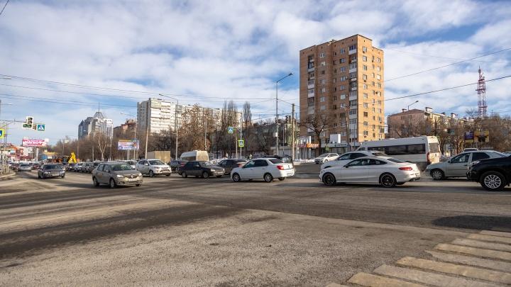 Улицу Ново-Садовую будут перекрывать в два этапа