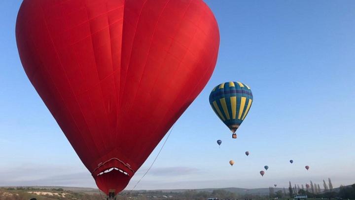 В Анапе пройдет фестиваль воздушных шаров и вина