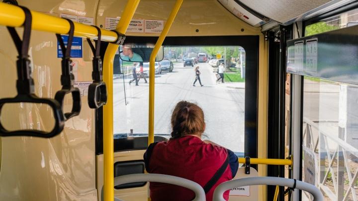 В Перми временно изменится маршрут автобуса № 16