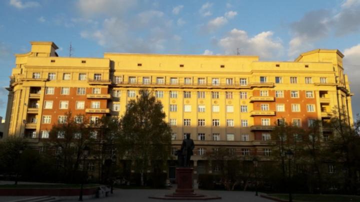 Православные активисты и казаки выступили за переименование площади Свердлова в Новосибирске